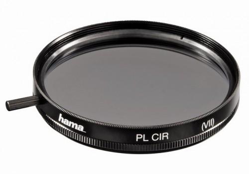 Filtr Hama 58,0 mm, polarizační cirkulární