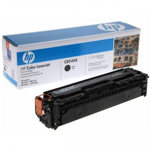 Toner HP CB540A, 2200 stran  originální - černý