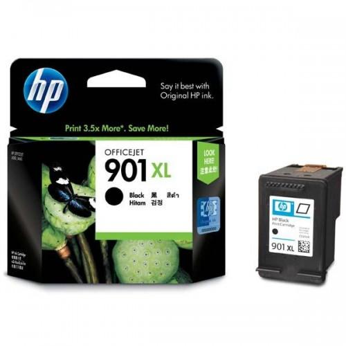 Inkoustová náplň HP No. 901XL, 700 stran originální - černá
