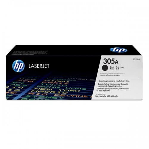 Toner HP 305A, 2200 stran originální - černý