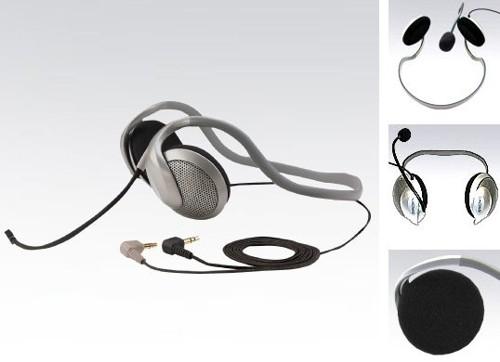 Sluchátka Koss CS/80 (doživotní záruka) - stříbrná