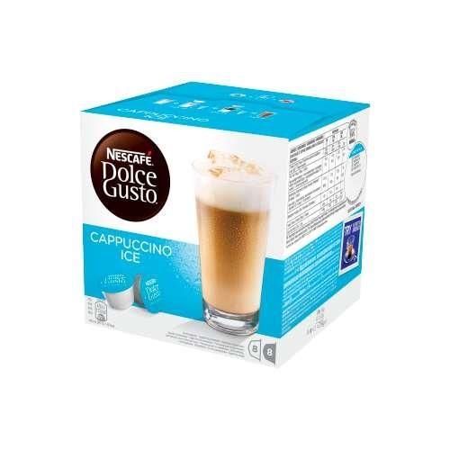 NESCAFÉ Dolce Gusto® Cappuccino Ice kávové kapsle 16 ks