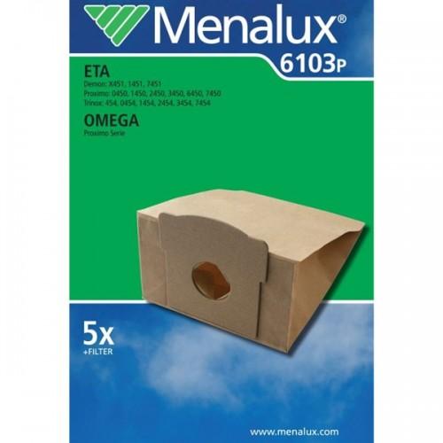 Sáčky do vysavače Menalux CT252 (6103 P) do vysav.