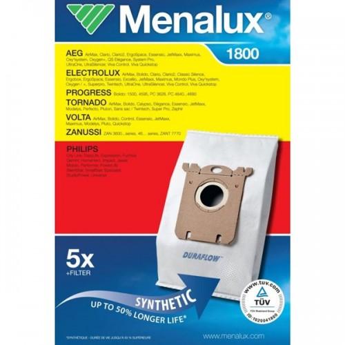 Sáčky do vysavače Menalux 1800 Duraflow (DCT 197) do vysav.