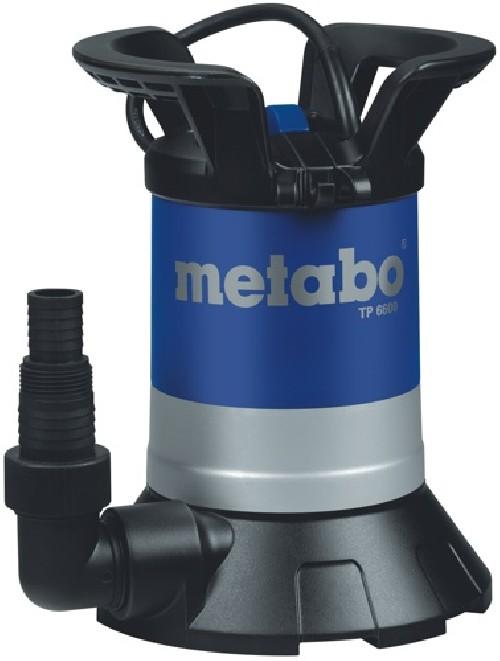 Čerpadlo ponorné Metabo TP 6600