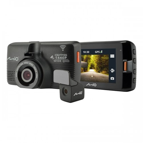 Autokamera Mio MiVue 752 Wi-Fi DUAL