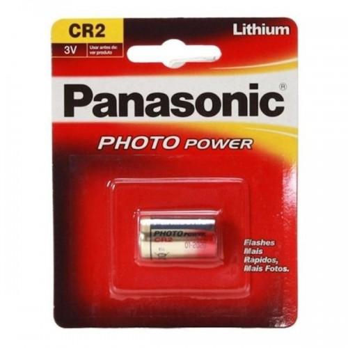 Baterie lithiová Panasonic CR2, blistr 1ks