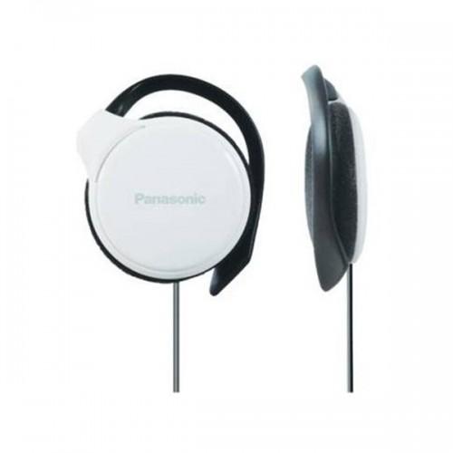 Sluchátka Panasonic RP-HS46E-W - bílá