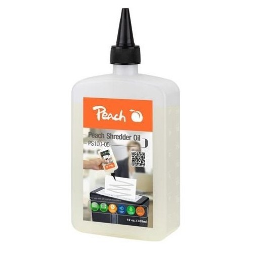 Olej Peach PS100-05 Shredder Service Kit, 355 ml