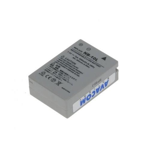 Baterie Avacom Canon NB-10L Li-Ion 7,4V 850mAh