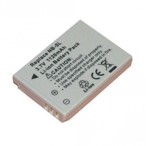 Baterie Avacom Canon NB-5L Li-ion 3,7V 1120mAh