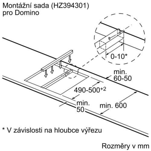 Lišta spojovací Siemens HZ394301