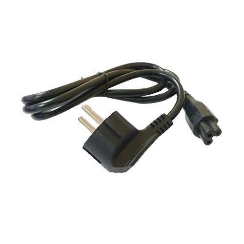 Kabel Avacom pro notebookové zdroje, 1,8m - černý