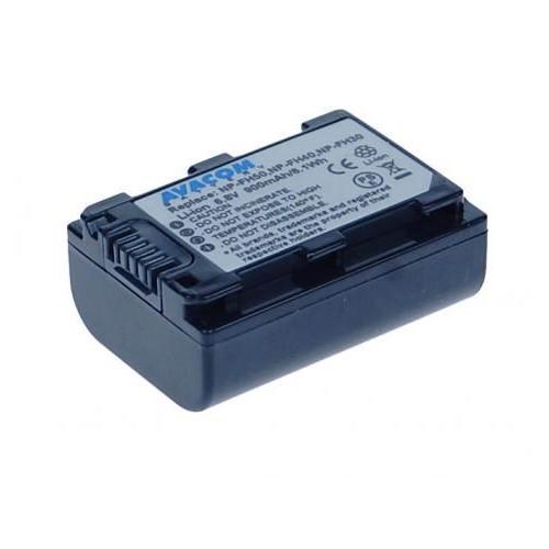 Baterie Avacom Sony NP-FH30, FH40, FH50 Li-Ion 6.8V 750mAh 5.1Wh