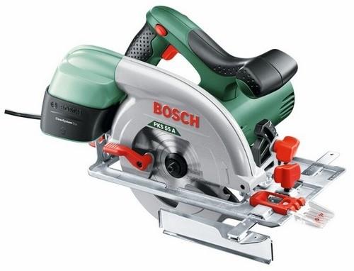Pila okružní Bosch PKS 55A, 0603501020