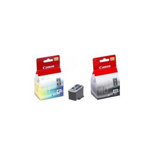 Inkoustová náplň Canon PG40/CL-41, 16,9ml  originální, CMYK
