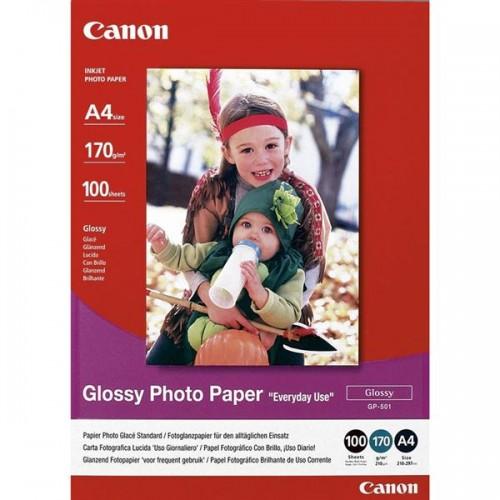 Papíry do tiskárny Canon GP501 A4, 100 listů