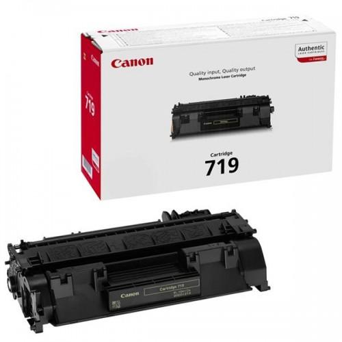 Toner Canon CRG-719, 2100 stran originální - černý