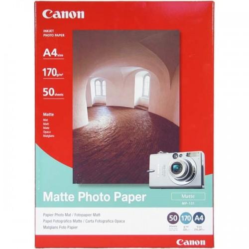 Fotopapír Canon MP-101 A4, 170g, 50 listů