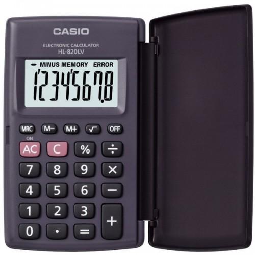Kalkulačka Casio HL 820 LV BK
