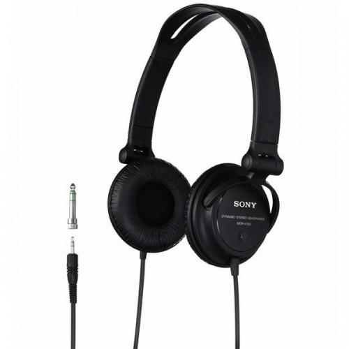 Sluchátka Sony MDRV150.CE7 - černá