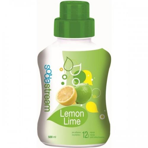 Příchuť pro perl. vodu SodaStream Lemon Lime 750 ml