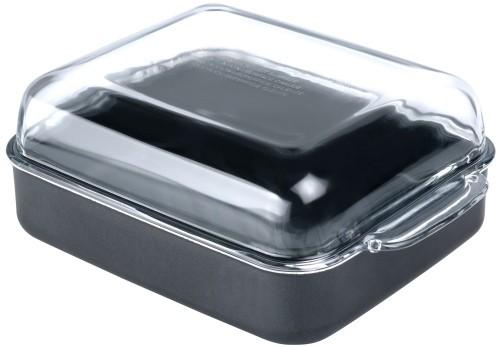 Pekáč Tefal 4361052 33 x 28 cm se skleněnou poklicí