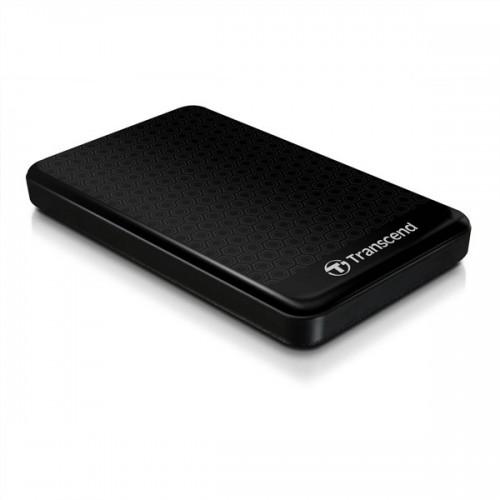 """HDD ext. 2,5"""" Transcend StoreJet 25A3 1TB - černý"""