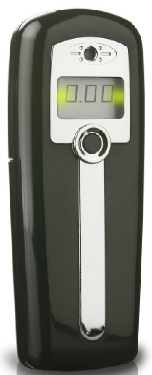 Alkoholtester V-net AL-2500 black, digitální