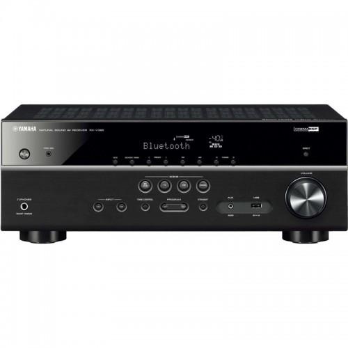 AV Receiver Yamaha RX-V385, černý