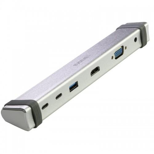 Dokovací stanice Evolveo USB-C MultiPort 1, 10Gbs